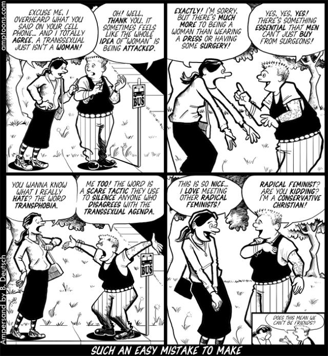 Cartoon by Barry Deutsch