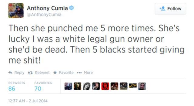 Cumia Racist 2