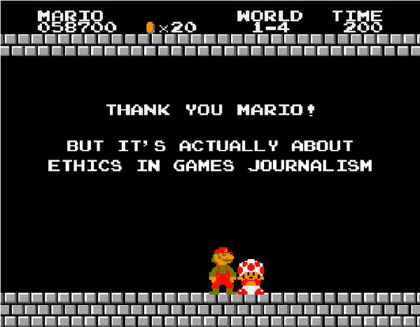 Mario GamerGate