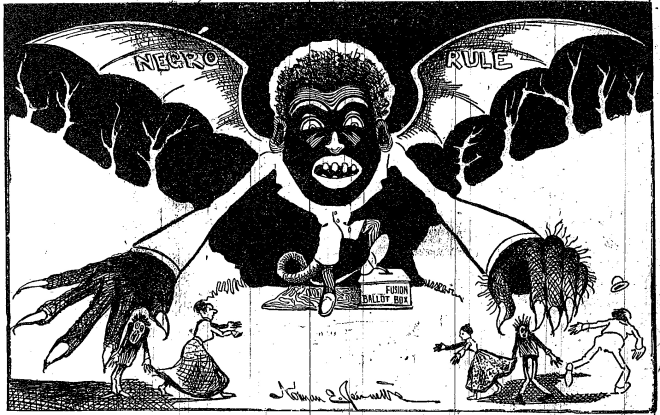 Anti-Integration Cartoon