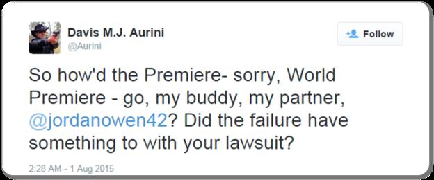 Aurini Tweet 1