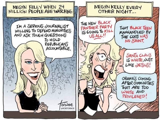 Megyn Kelly Debate Moderator