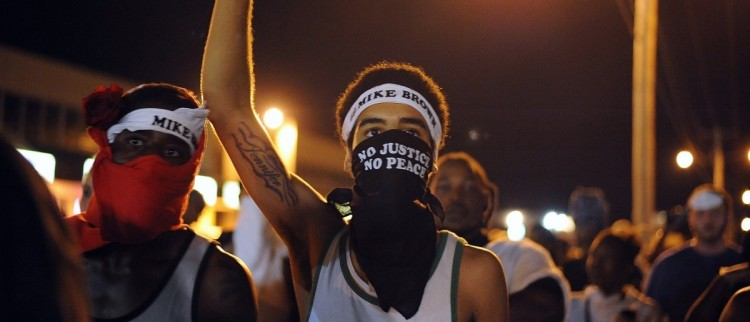 Mike Brown Protests