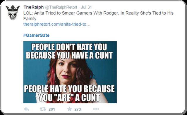 Ralph Retort Tweet