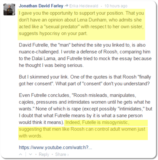 Roosh Supporters 5