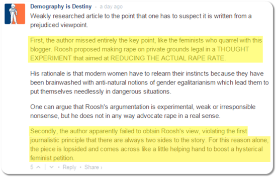 Roosh Supporters 8