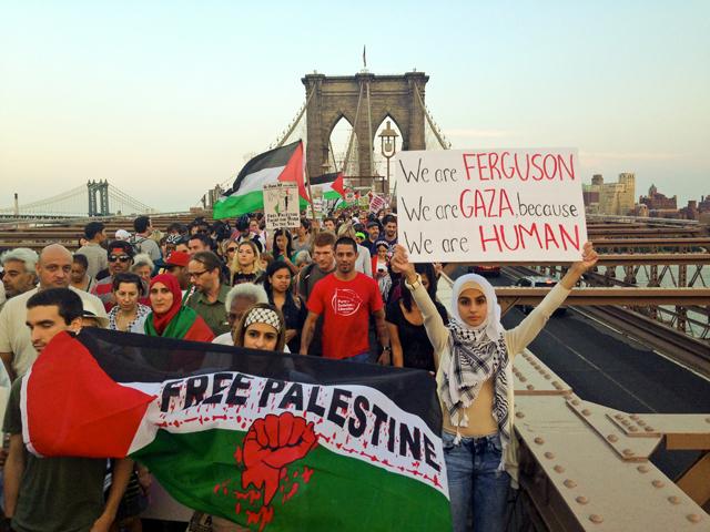 Black Lives Matter Palestinians