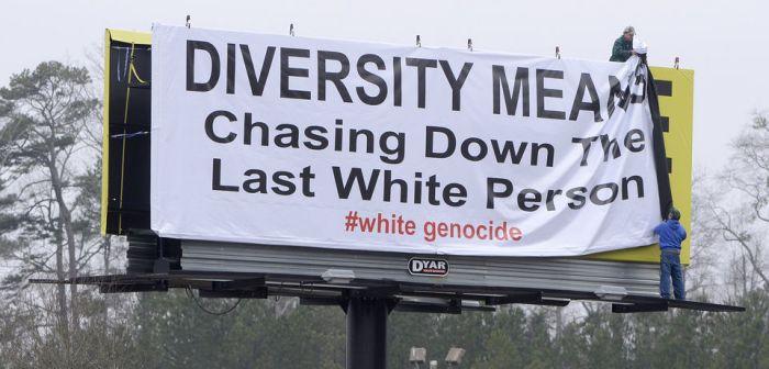 Racist Billboard