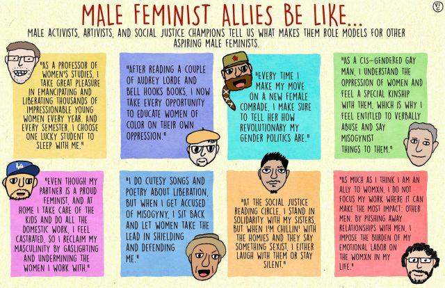 Male Feminist Allies