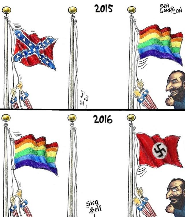 Anti-Semitic Cartoon 2