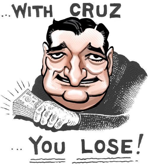 Anti-Semitic Cartoon 4
