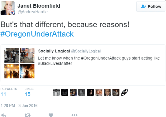 Bloomfield Tweet 11