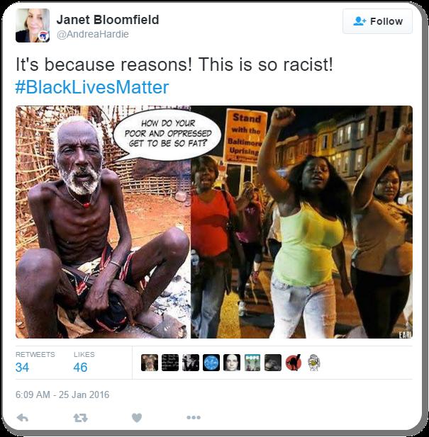 Bloomfield Tweet 8