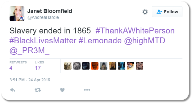 Bloomfield Tweet 06
