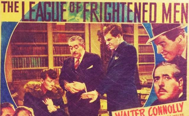 League of Frightened Men