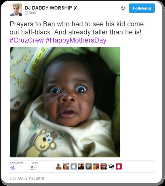 Milo Racist Tweet