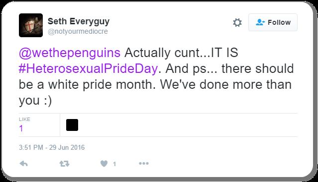 Hetero Pride 2