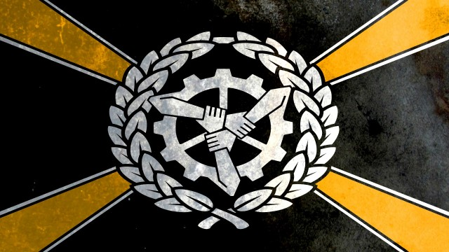 Iron March Flag