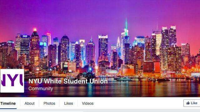 NYU White Student Union
