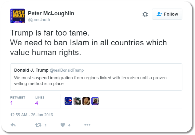 McLoughlin Tweet 2