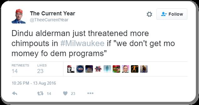 Racist Idiot 1