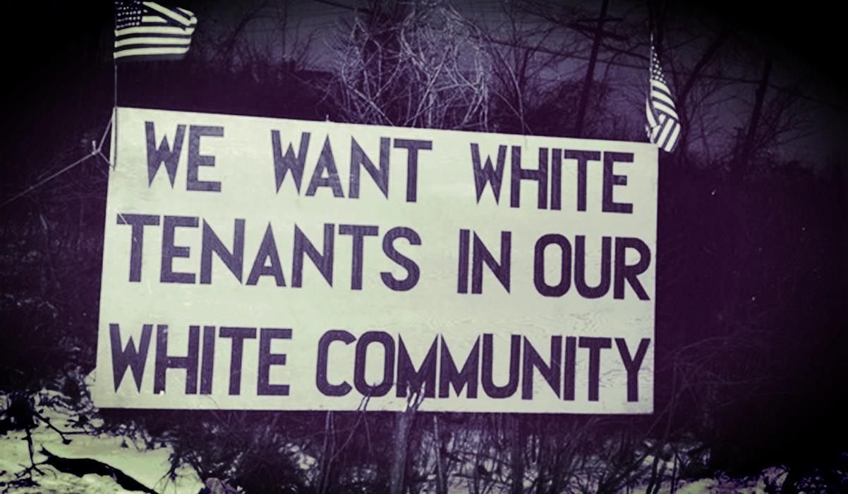 Segregation Sign