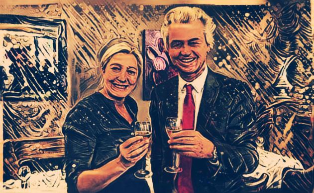 Le Pen - Wilders