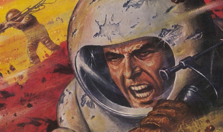 Astronauts Sci-Fi