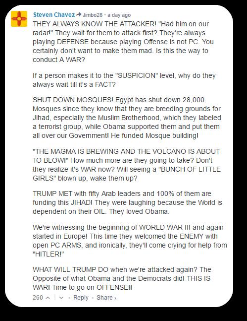 Breitbart Anti-Muslim 1