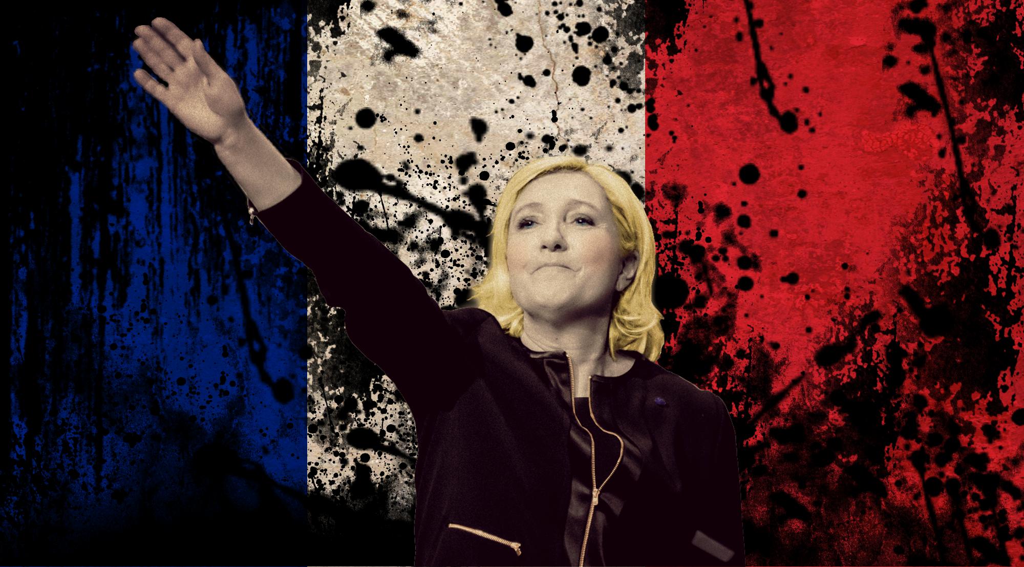 Marine Le Pen Loss