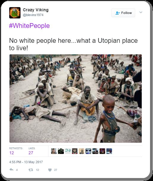 Racist Tweet 2