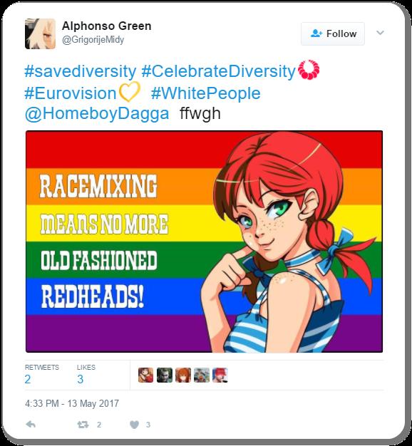 Racist Tweet 25