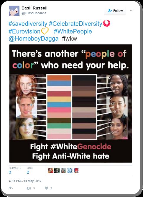Racist Tweet 27