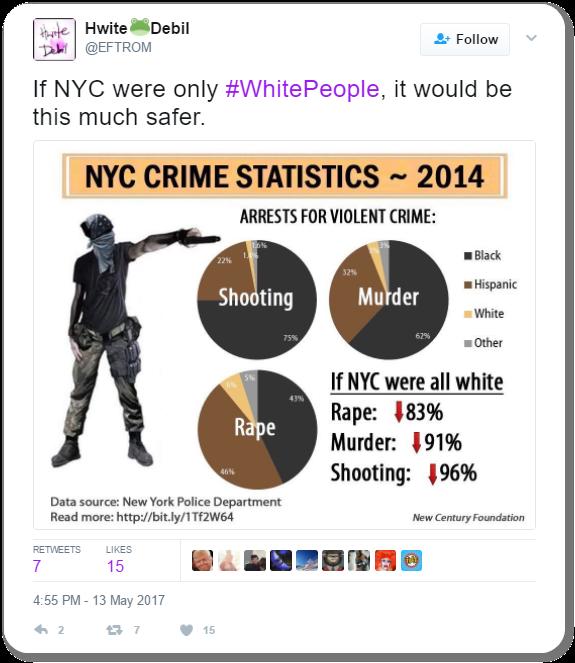 Racist Tweet 3
