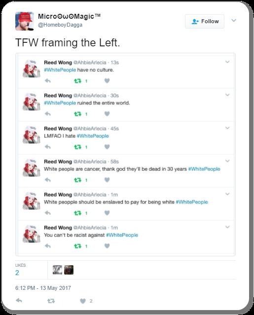 Racist Tweet 40
