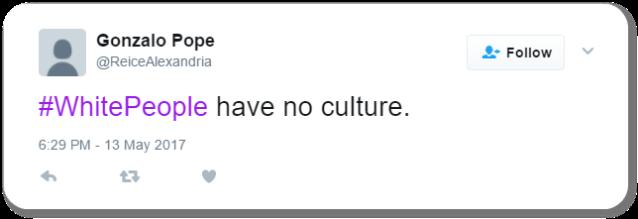Racist Tweet 49
