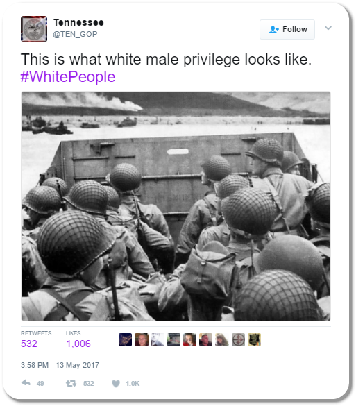 Racist Tweet 6