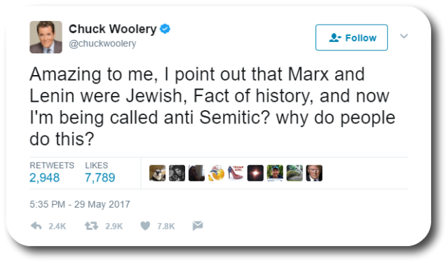 Woolery Anti-Semitic 13