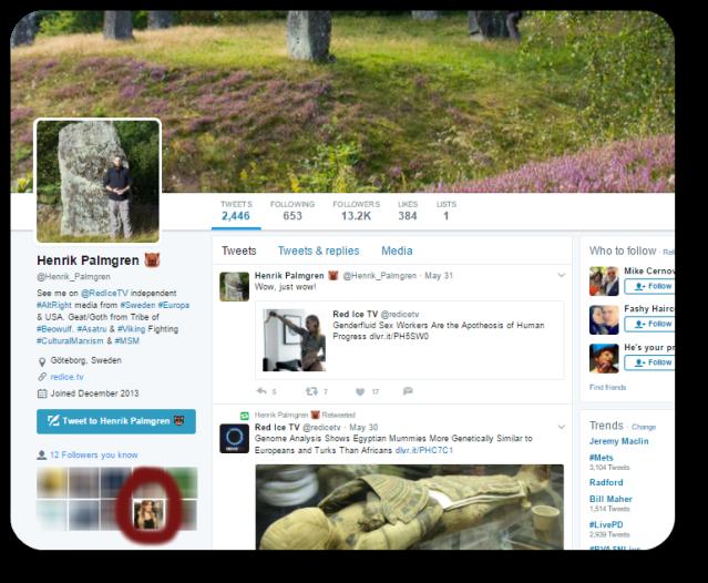 Henrik Palmgren Twitter