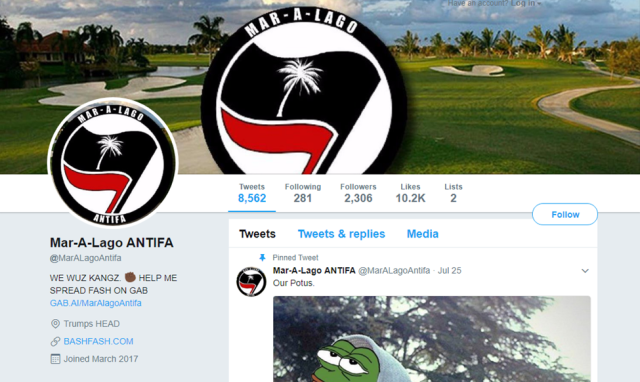 Fake Antifa 2