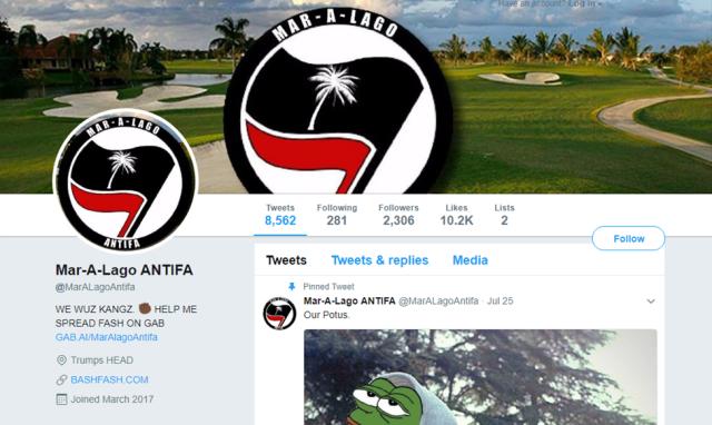 Fake Antifa 2