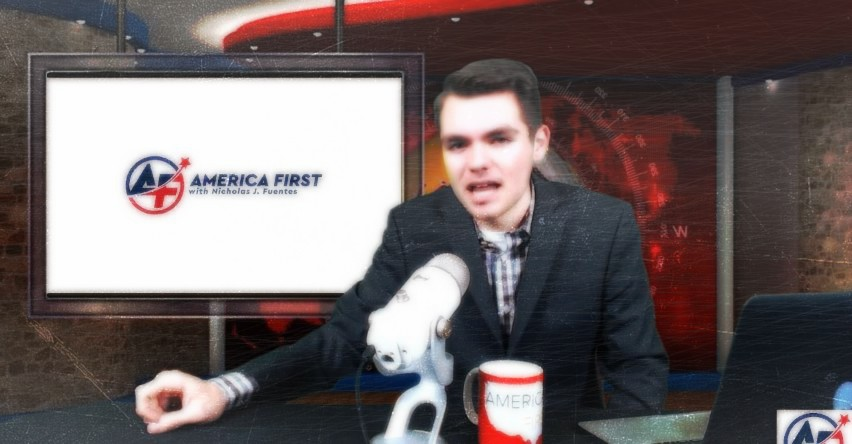 racist broadcaster nick fuentes says letting dreamers stay
