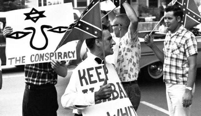 Cultural Marxism Protest