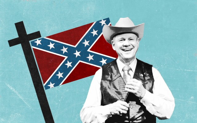 Roy Moore Christian Nationalism