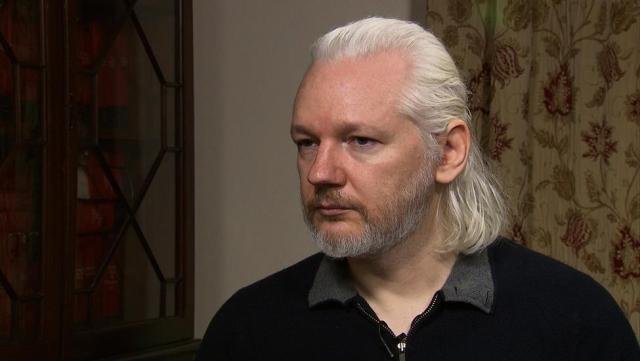 Assange Russia