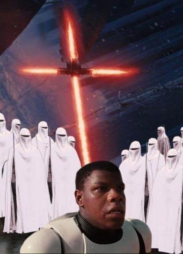 Star Wars Racism 1