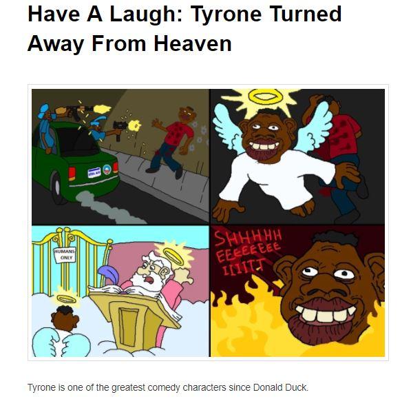 Tyrone Meme