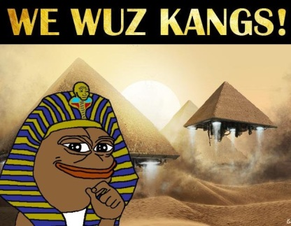We Wuz Kangz Meme 2