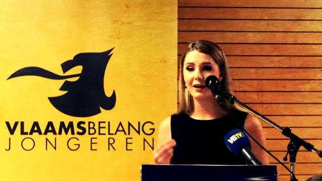 Lauren Southern Vlaams Belang