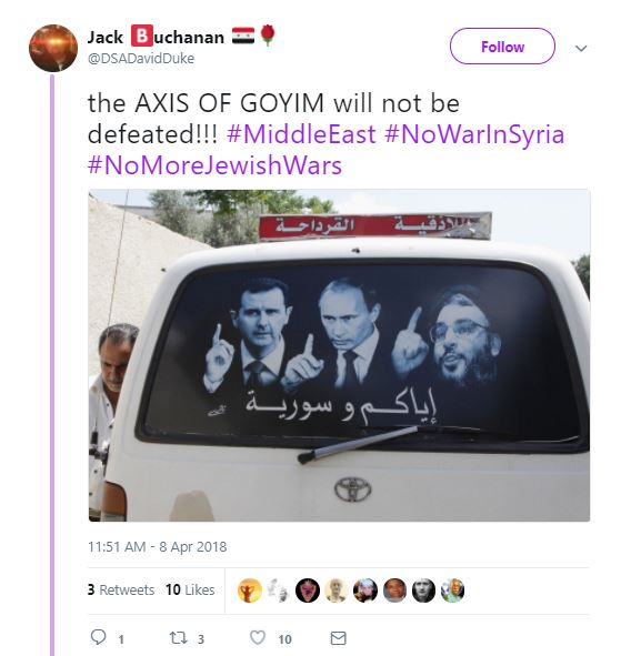 Anti-Jewish Syria 3